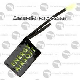 Batterie Lipo 11,1V 1500mAh 20C SOLO4 - ENERGY AIRSOFT