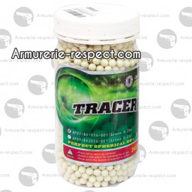 2400 billes airsoft fluo pour tracer G&G