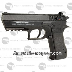 Baby DESERT EAGLE Co2 6mm culasse fixe 15 billes Energie 1,2 J. Max