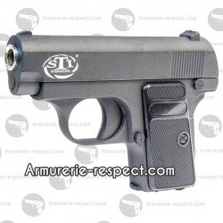 Replique PISTOLET STI OF DUTY  NOIR