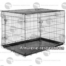 Cage pliante XL de tranport pour chien