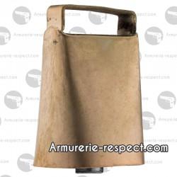 Sonnaillon en acier cuivré Country Milliens 7 cm