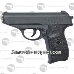 Réplique airsoft pistolet DL30 culasse métal spring