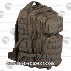 Grand sac à dos US vert militaire 36 litres