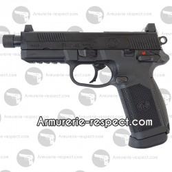 FN FNX -45 Tactical Noir Gaz Baxs C. Metal Mobile 22 billes Energie 1 J. Max