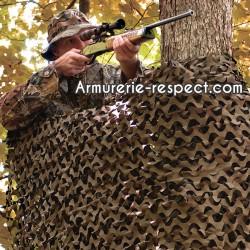 Filet de camouflage 3x6 mètres woodland