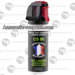 AEROSOLS GEL CS 50 ml - CONCORDE DEFENDER