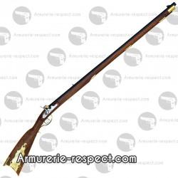 Carabine de Fort Alamo à percussion David Pedersoli