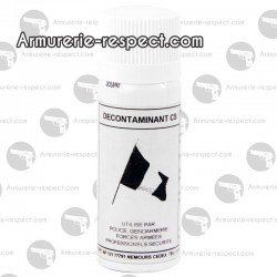 AEROSOL DECONTAMINANT GAZ CS- 50 ml
