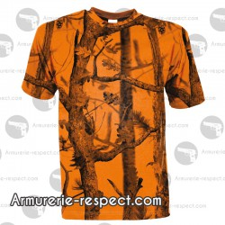 T-SHIRT CHASSE GHOST CAMO
