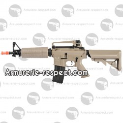 M15 réplique airsoft électrique SX33 couleur tan
