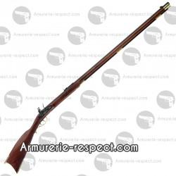 Carabine Pennsylvania à silex Cal 45 Davide Pedersoli