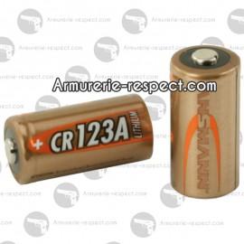 PILE LITHIUM CR123 3 VOLTS ANSMANN