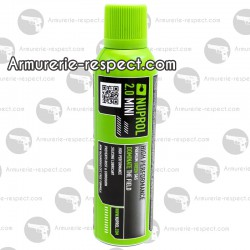 Nuprol 2.0 mini bouteille de gaz premium 120 ml
