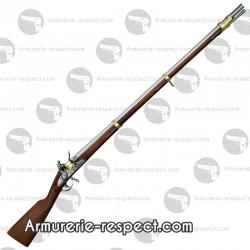 Fusil 1809 Prussian à silex calibre 75 Davide Pedersoli