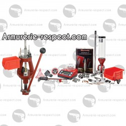 Kit Iron Press Lock-N-Load Presse de rechargement Hornady