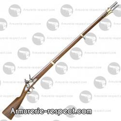 Fusil Davide Pedersoli 1798 Austrian à silex cal 69