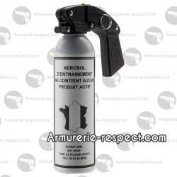 Aérosol d'entraînement 500 ml de gaz inerte
