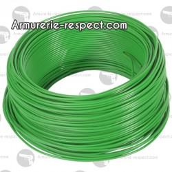Bobine 100 m de fil 1,5 mm² pour clôture D-Fence
