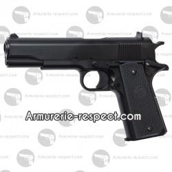 Replique STI M1911 NOIR 0,5J RESSORT