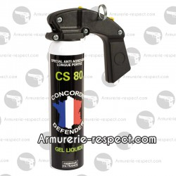 AEROSOLS GEL CS 300 ml - CONCORDE DEFENDER