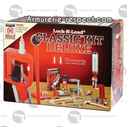 Hornady Lock-N-Load Classic kit Deluxe presse de rechargement