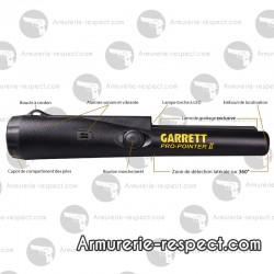 Détecteur de métaux Garrett Pro Pointer II