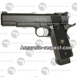 Colt MK IV au co2 avec culasse mobile