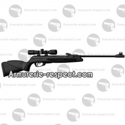 Gamo Black Shadow + lunette 4x32 carabine 4.5 mm