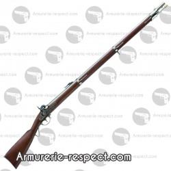 Carabine 1857 Württembergischen calibre 54 à percussion