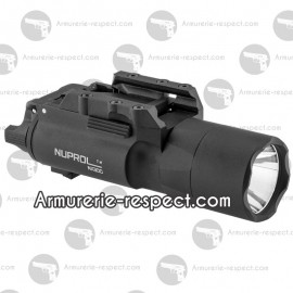 Lampe tactical NX300 Nuprol 300 lumens