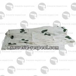 Filet de camouflage blanc 3x3m