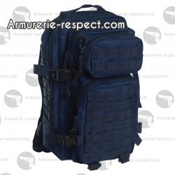Sac à dos militaire US bleu foncé 20 litres