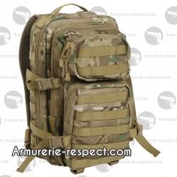 Sac à dos militaire multitarn 20 litres