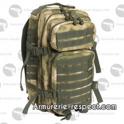 Sac à dos militaire camouflage 20 litres