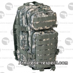 Sac à dos militaire AT digital 20 litres