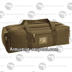Sac commando coyote 77x36x26 cm