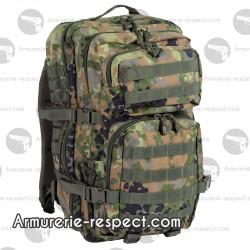 Grand sac à dos BW camo 36 litres
