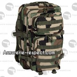 Grand sac à dos camo CCE 36 litres