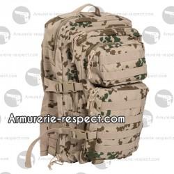 Grand sac à dos camo tropical 36 litres