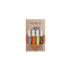Coffret de 4 N112, 4 couleurs acidulées