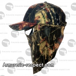Casquette Sixpence York marron XL