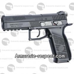 CZ P09 blowback Pistolet à plombs et bbs culasse métal