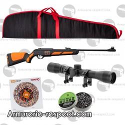 Spécial halloween carabine à plombs Bear Grylls Survival kit de Gamo