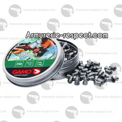 250 plombs Expander Gamo 4.5 mm