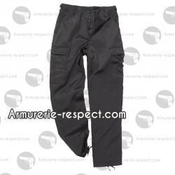 Pantalon US noir avec renforcements