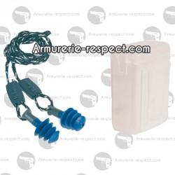 Bouchons d'oreilles réutilisables Bilsom Clarity