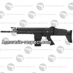 FN Scar H en GBBR full métal airsoft noir