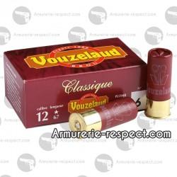 10 cartouches Vouzelaud grand culot calibre 16/67