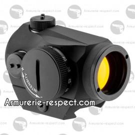 Viseur point rouge Aimpoint Micro H1 4MOA noir